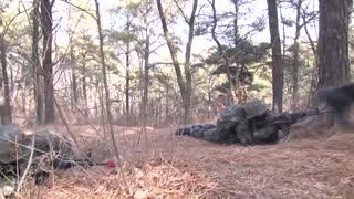 육군부사관학교, 부사관학군단 후보생 동계 입영훈련
